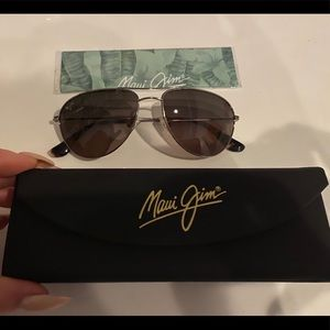 Maui Jim sunglasses. New